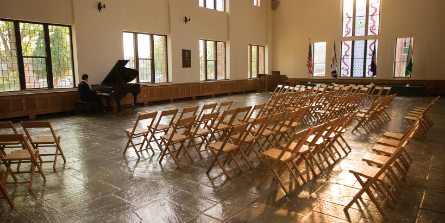 Commencement Hall